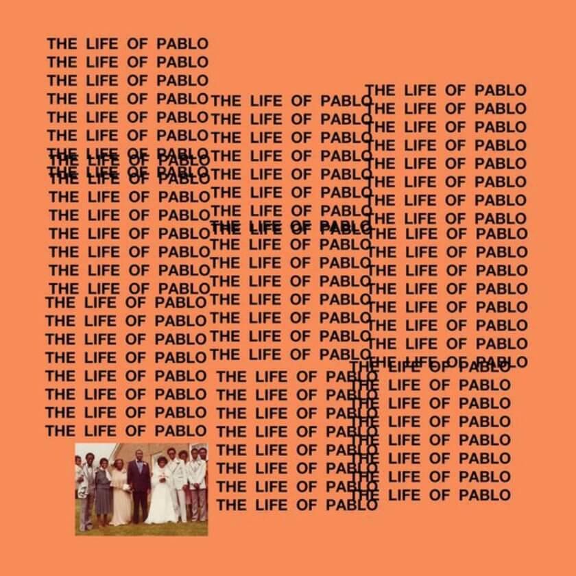 "Kanye West ""The Life Of Pablo"" (2016)"