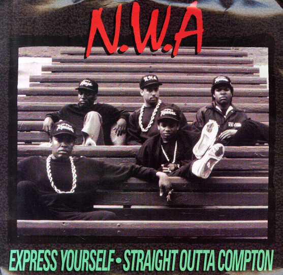 nwa express yourself