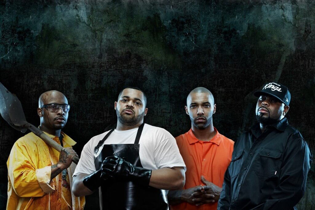 Slaughterhouse Hip Hop Group 75