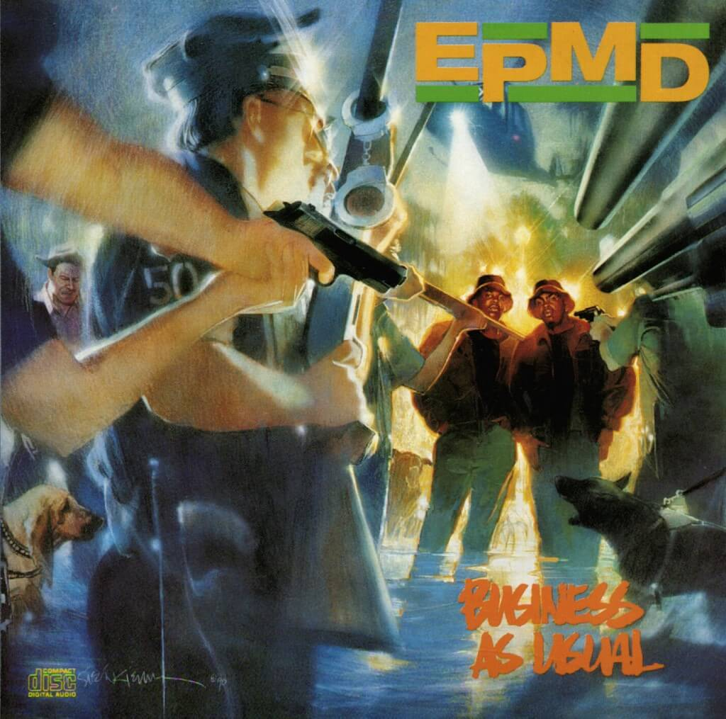 epmd business as usual 1990