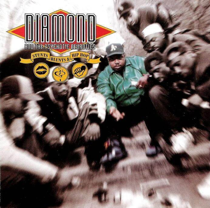 diamond d stunts blunts and hip hop 1992
