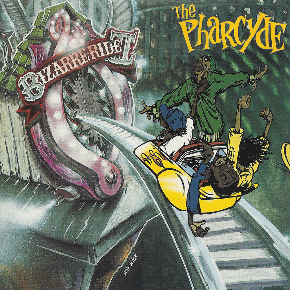 the pharcyde bizarre ride II 1992