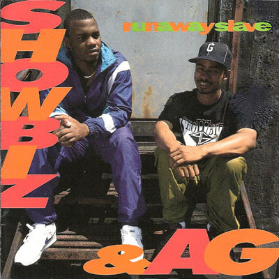 showbiz and ag runaway slave 1992