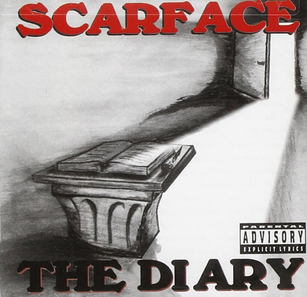 best hip hop albums 1994 scarface