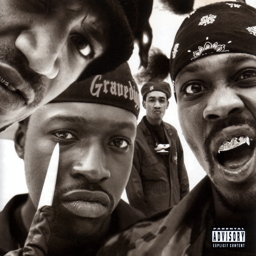 gravediggaz album cover