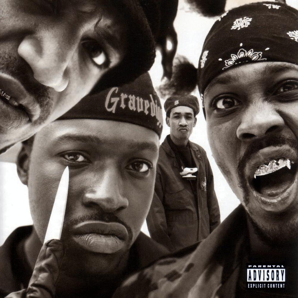 gravediggaz album cover