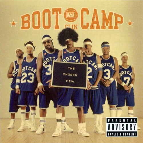 Boot Camp Clik - The Chosen Few [Front]