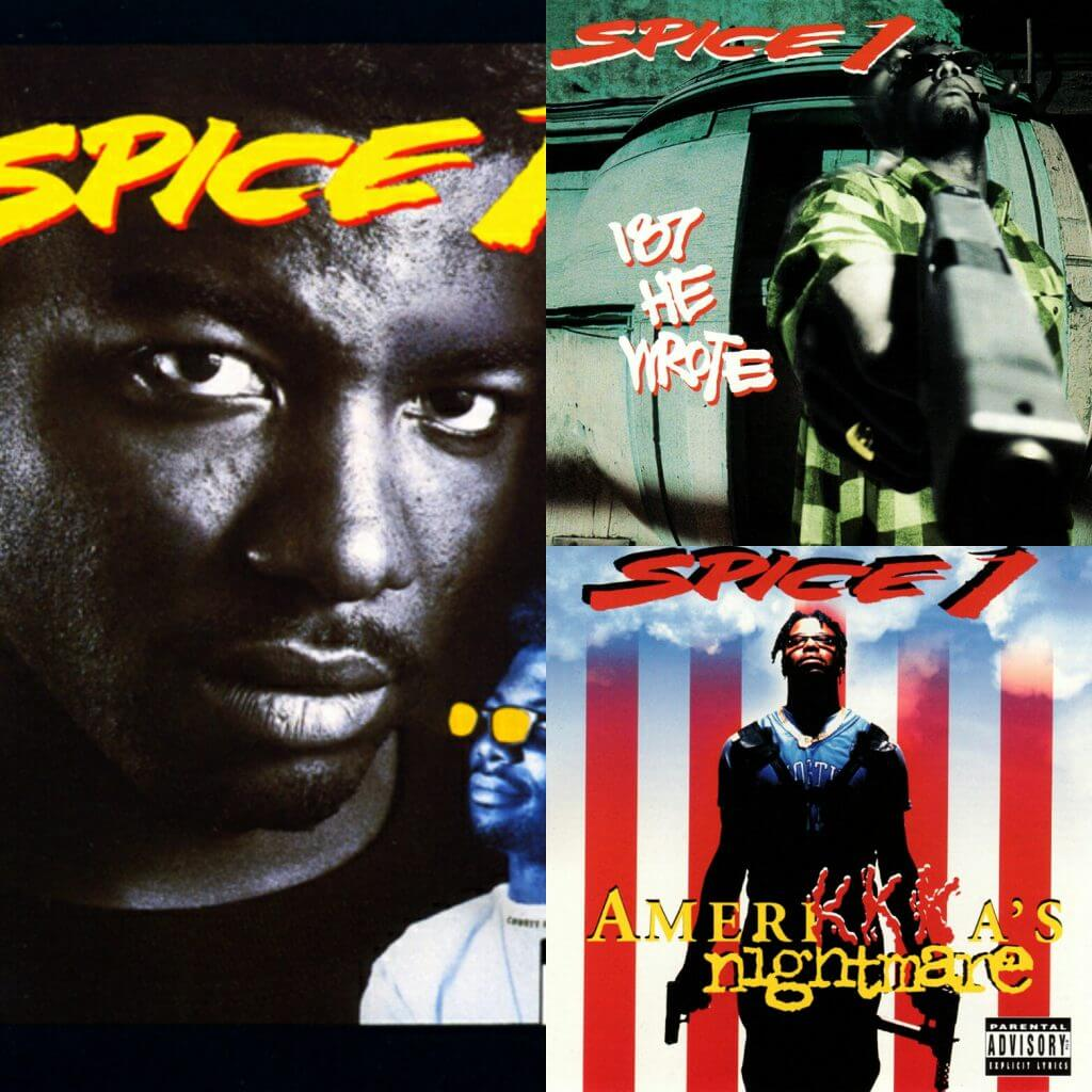 spice 1 album covers