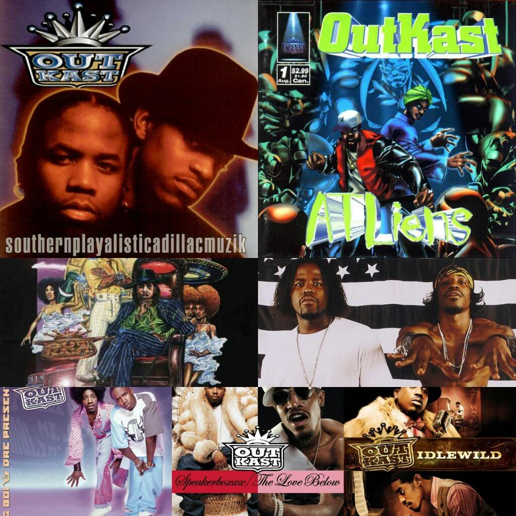 outkast album covers