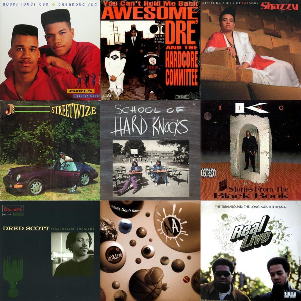forgotten golden era hip hop albums