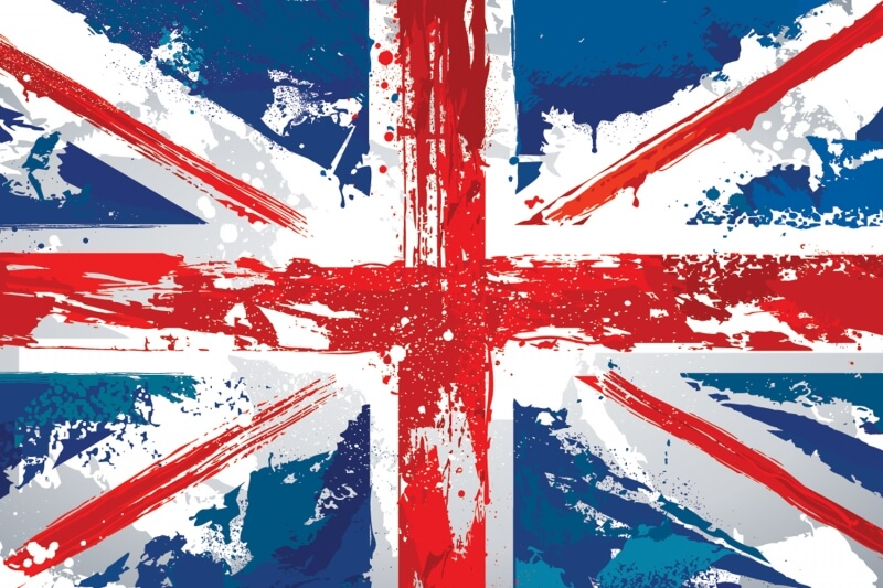 Teen-Painted-Union-Jack-Wall-Mural