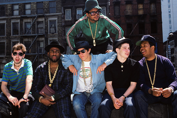 Run DMC & Beastie Boys, 1987