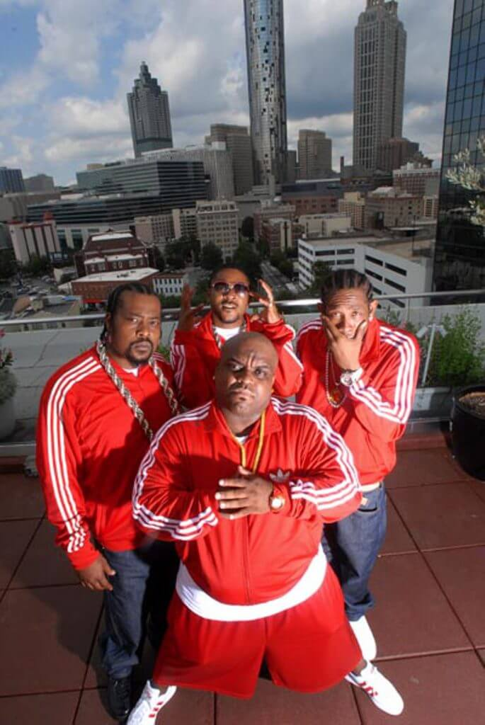 Goodie Mob in Atlanta