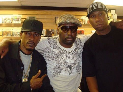 Rakim, Big Daddy Kane, KRS One