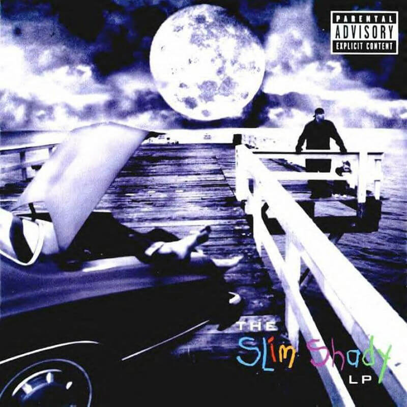 "Eminem ""The Slim Shady LP"" (1999)"