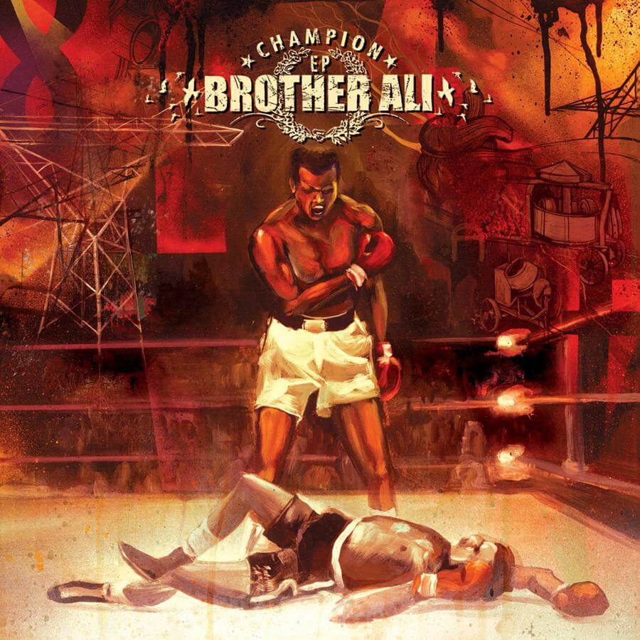 Brother Ali – Champion EP