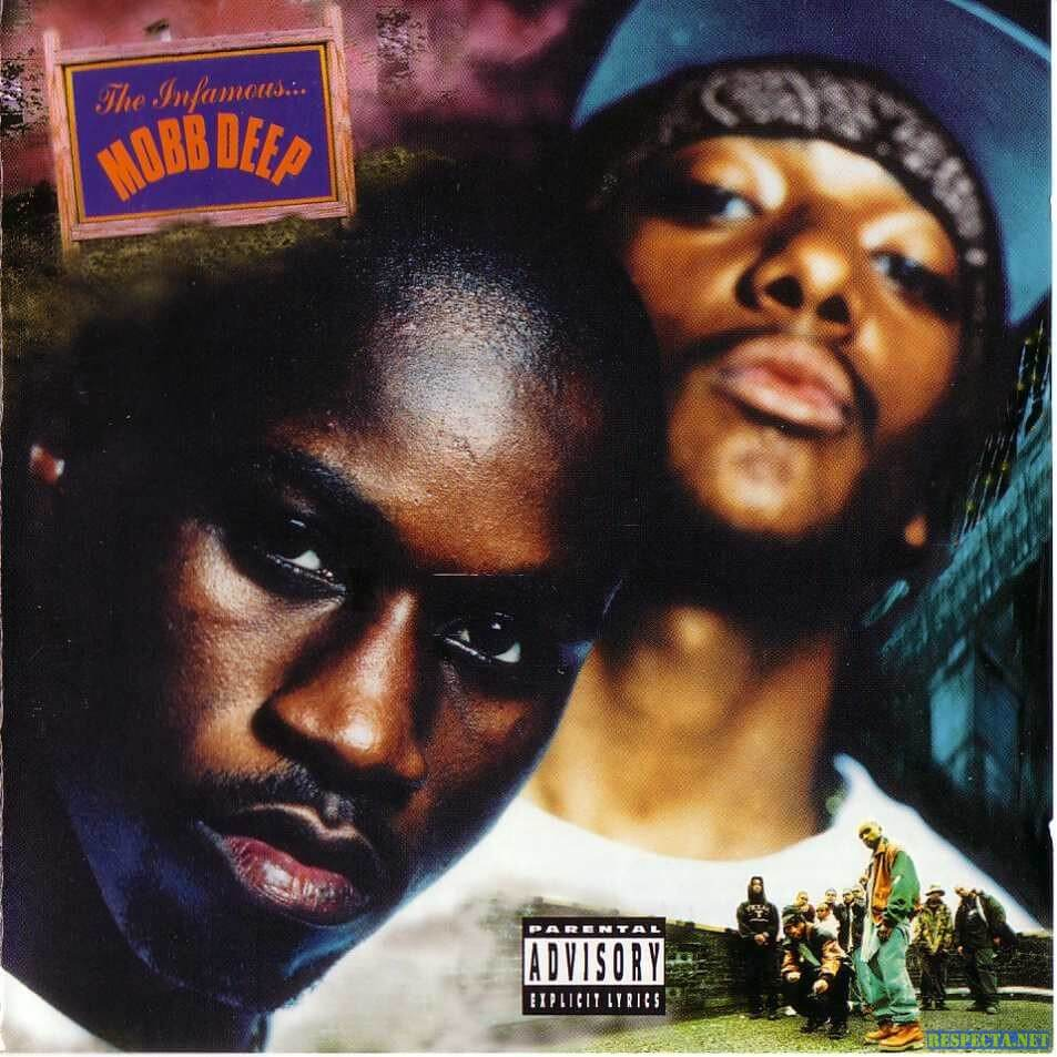 "Mobb Deep ""The Infamous"" (1995)"