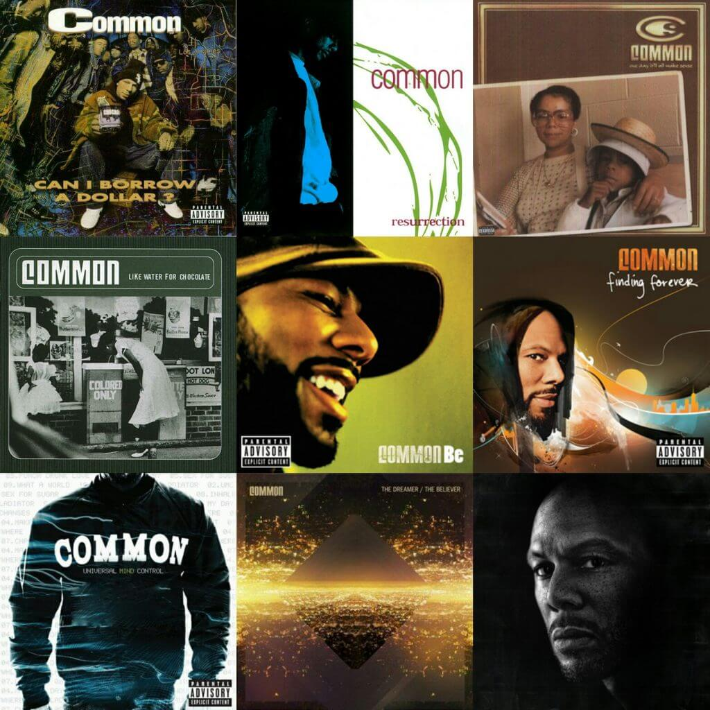 Top 15 Common Songs