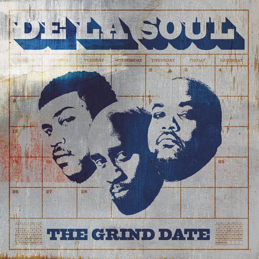 """De La Soul """"The Grind Date"""" (2004)"""