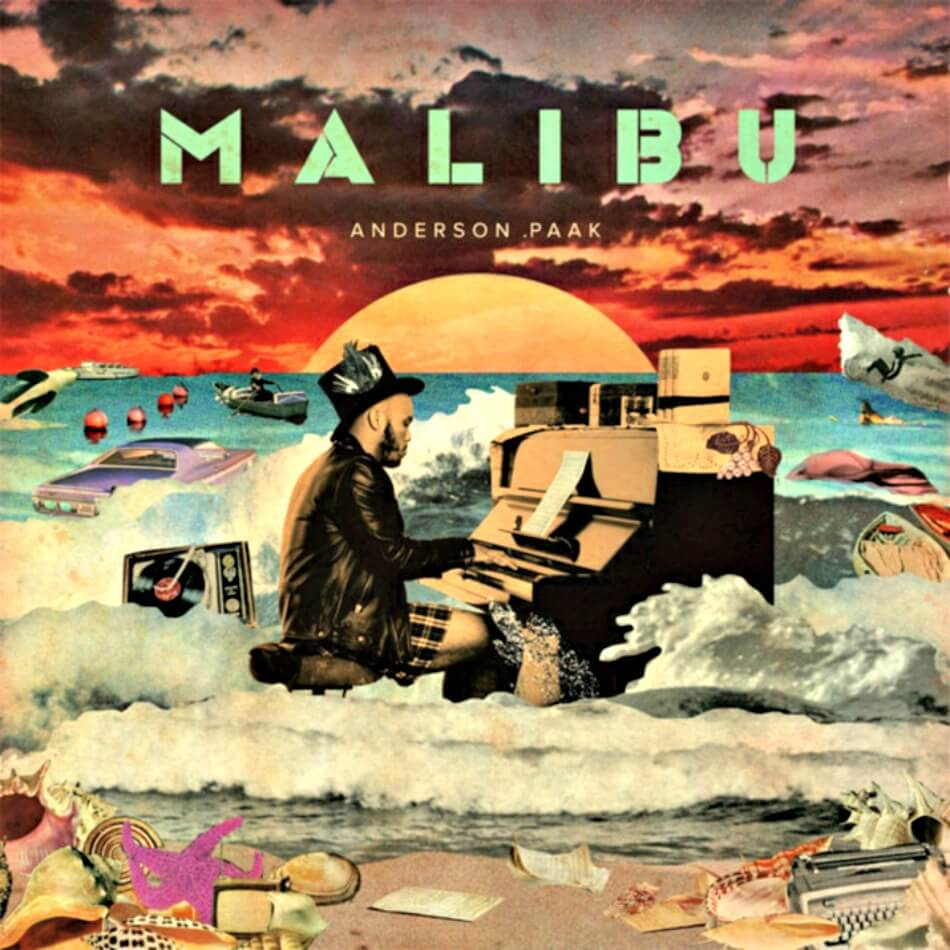 """Anderson .Paak """"Malibu"""" (2016)"""