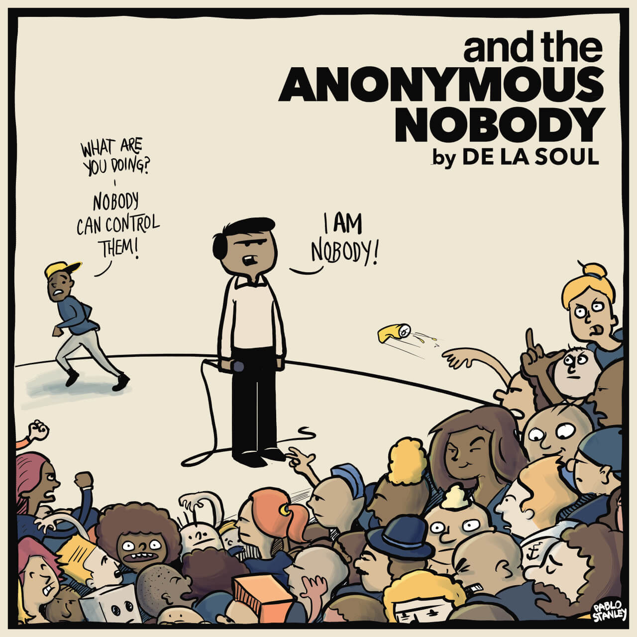 "De La Soul ""and the Anonymous Nobody…"" (2016)"