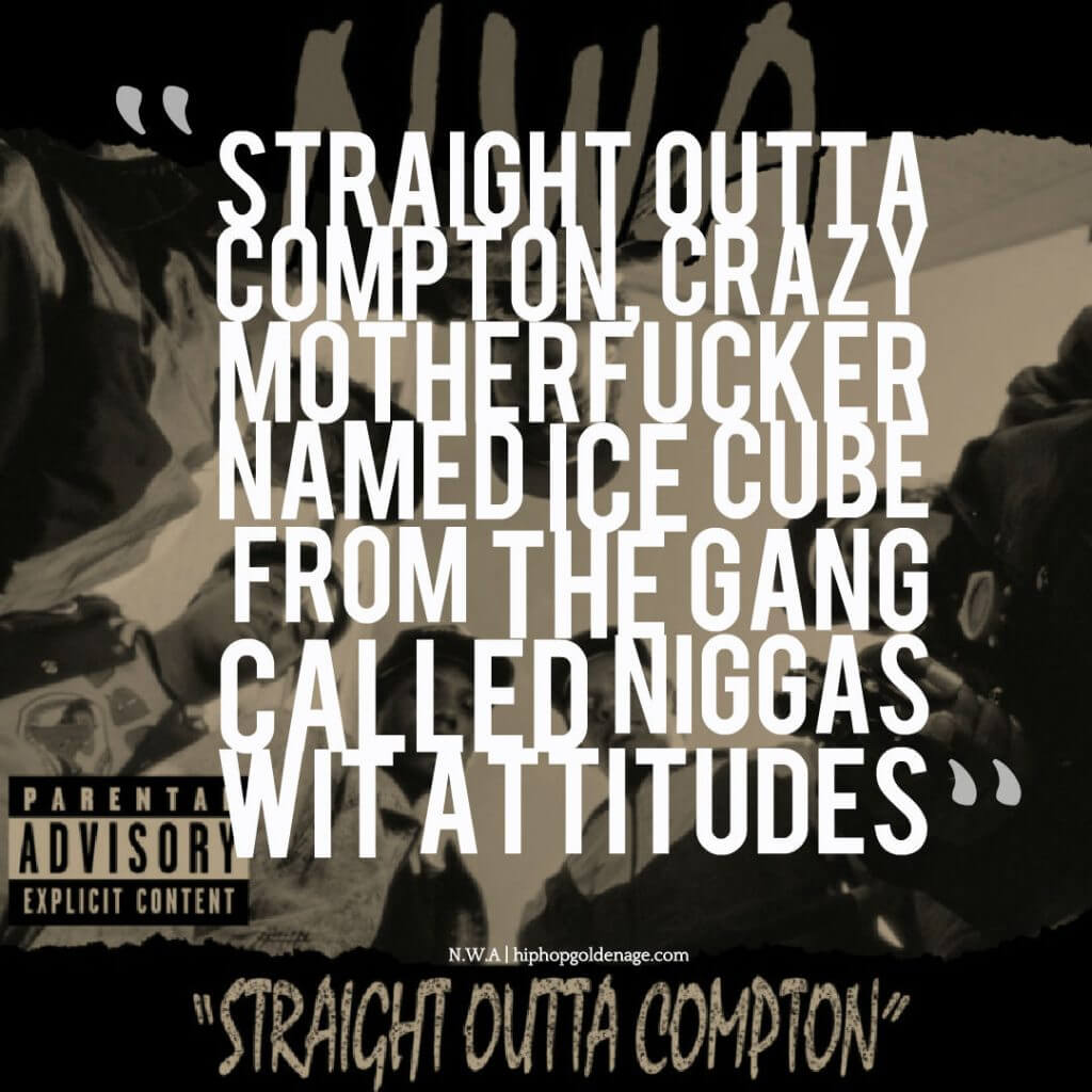 1988 NWA lyric quote