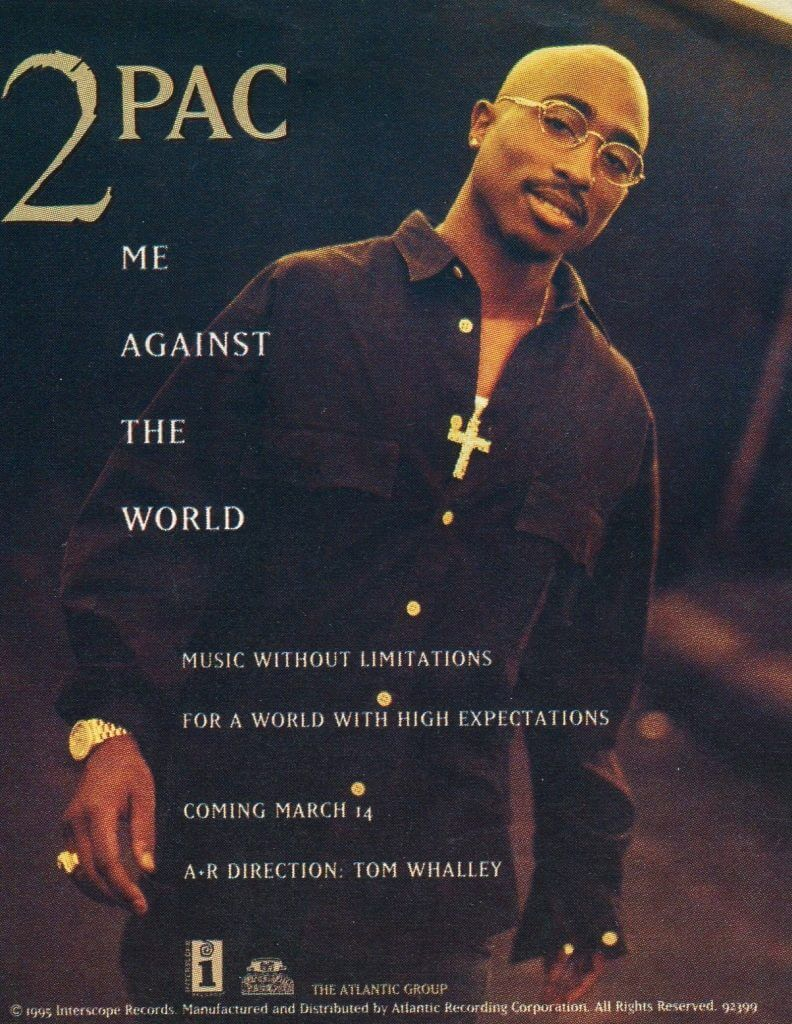 2pac against the world