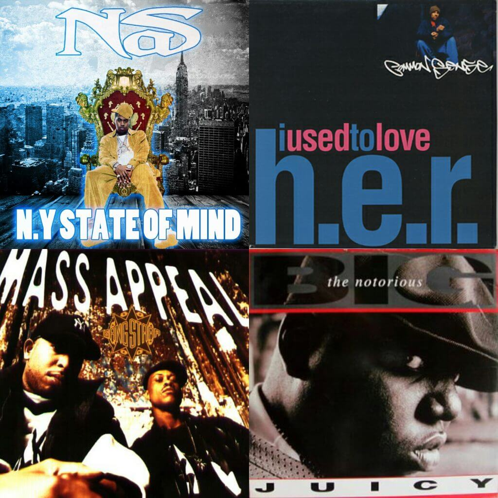 Top 40 Hip Hop Songs 1994 Hip Hop Golden Age
