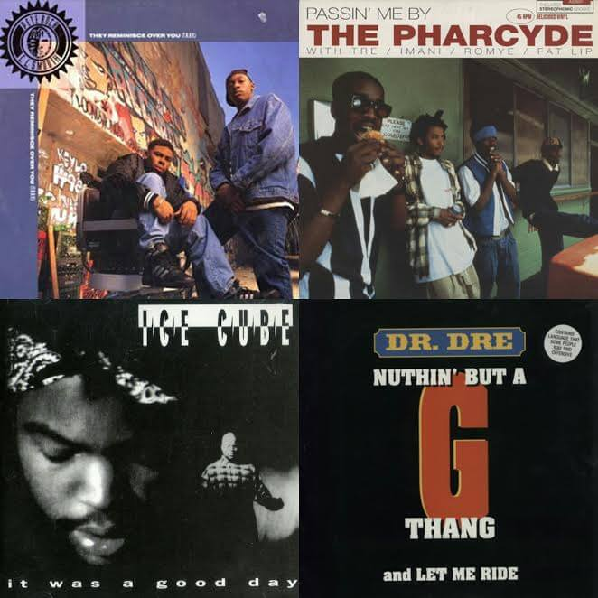 best hip hop songs 1992