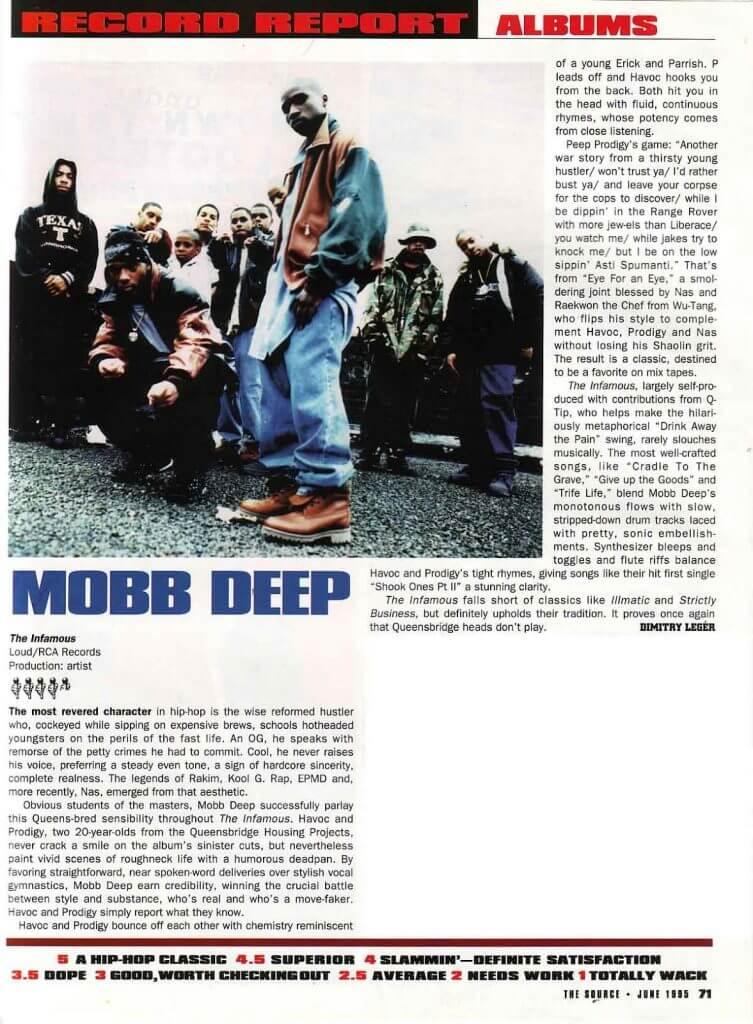 Lyric mobb deep shook ones part 2 lyrics : Classic Hip Hop: Mobb Deep's The Infamous - Hip Hop Golden Age Hip ...