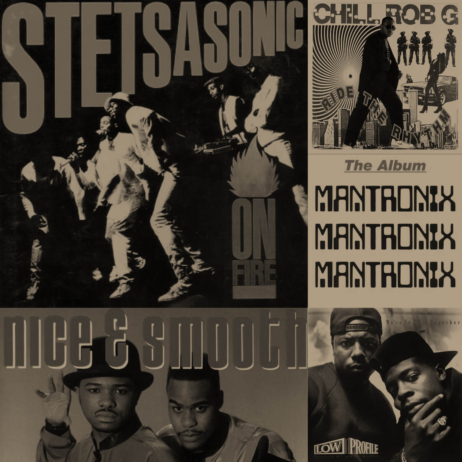 5 Classic Records You Don't Own, But Should (III)