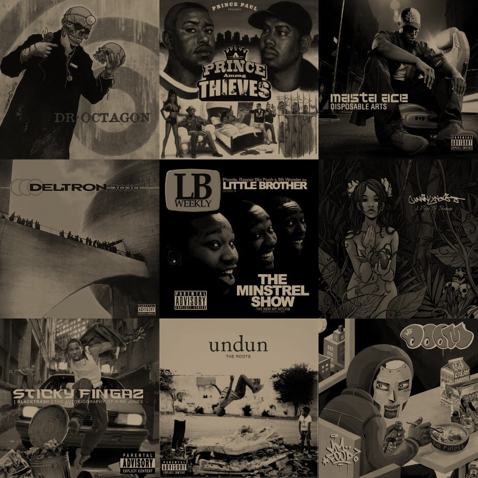 Top 15 Hip Hop Concept Albums