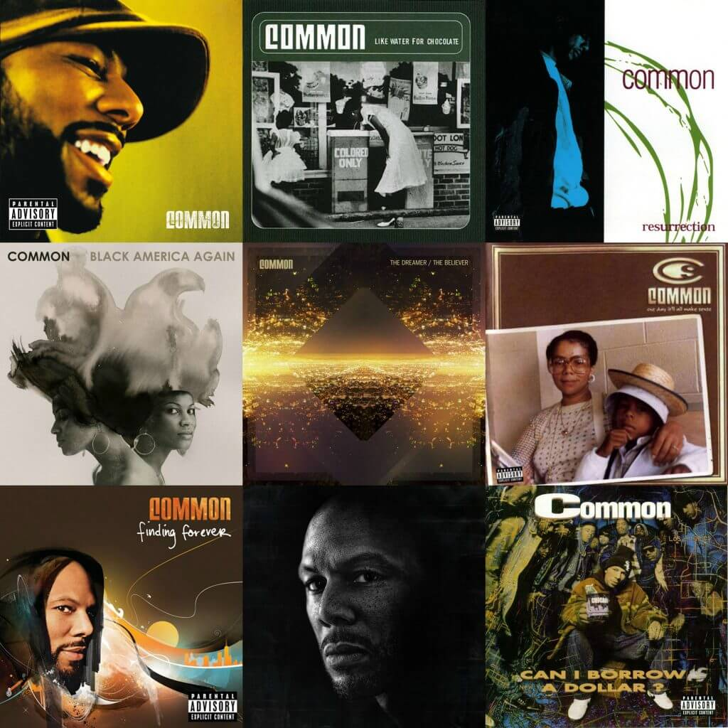 common's best albums