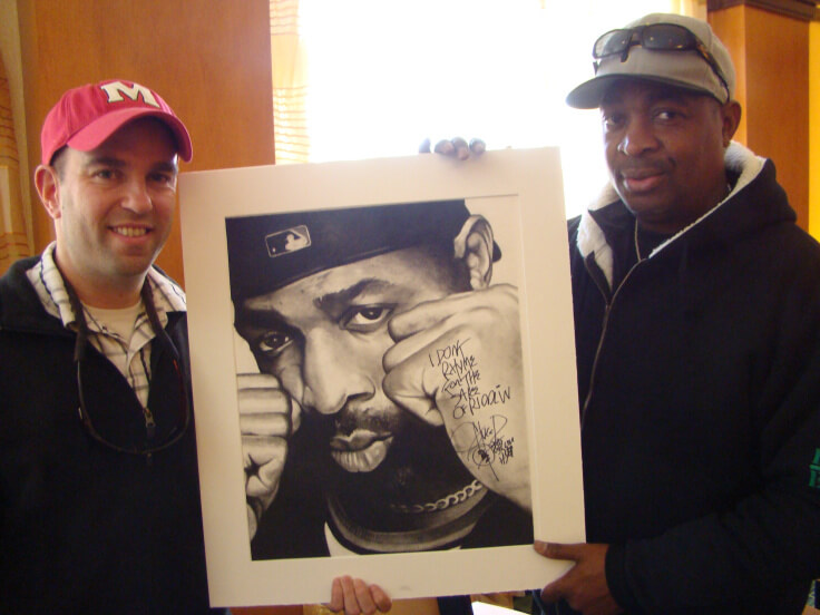 The moment of truth – Andy Katz and Chuck D