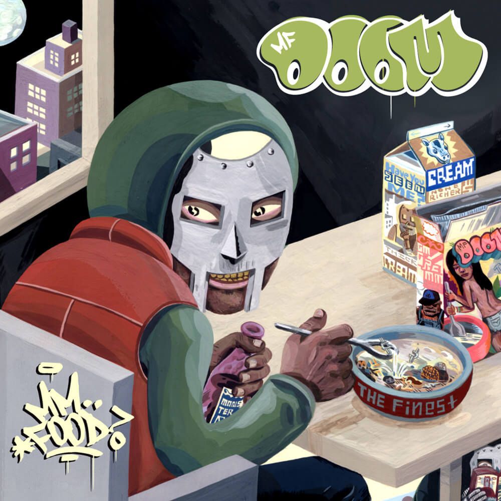 MF DOOM – Mm.. Food