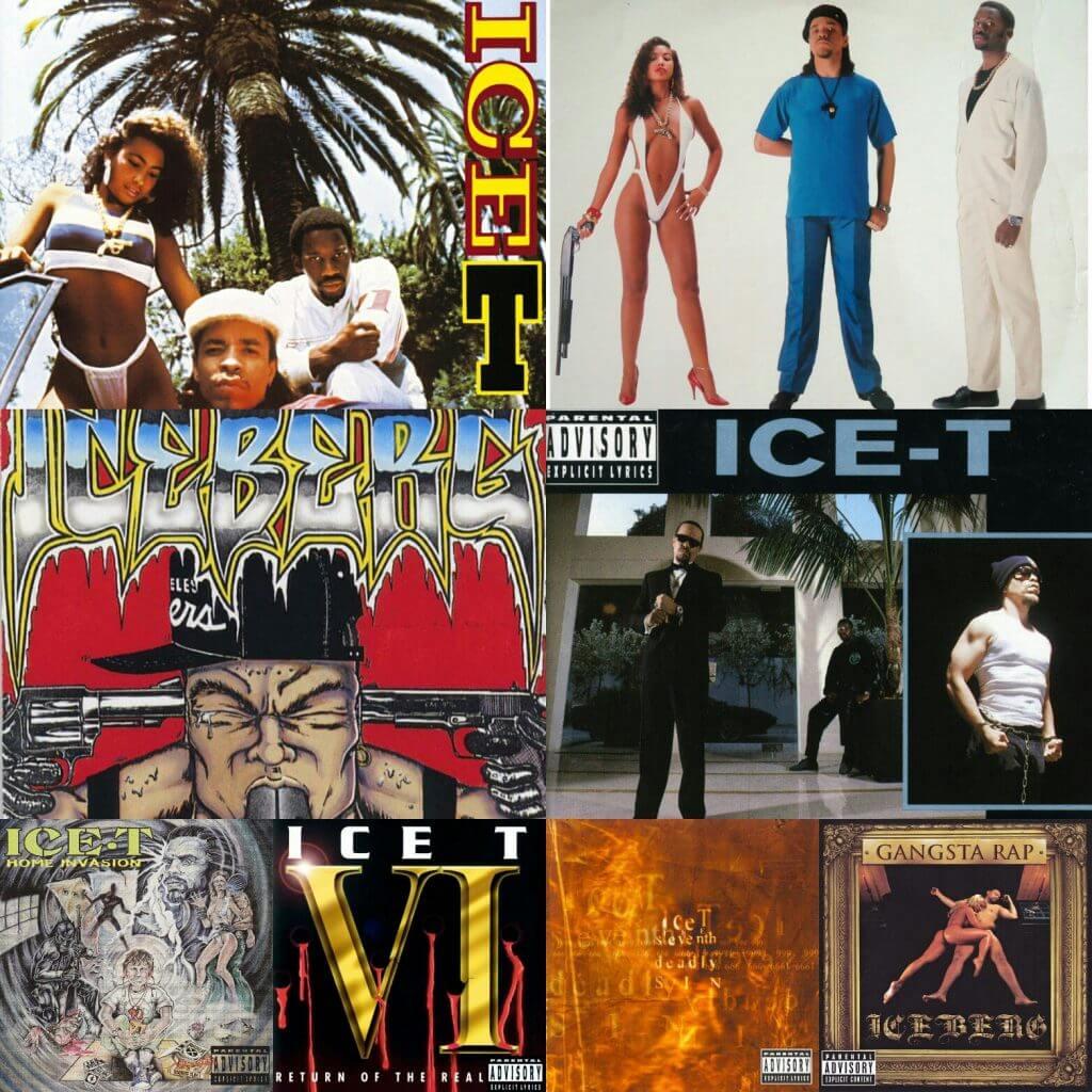 best ice t albums