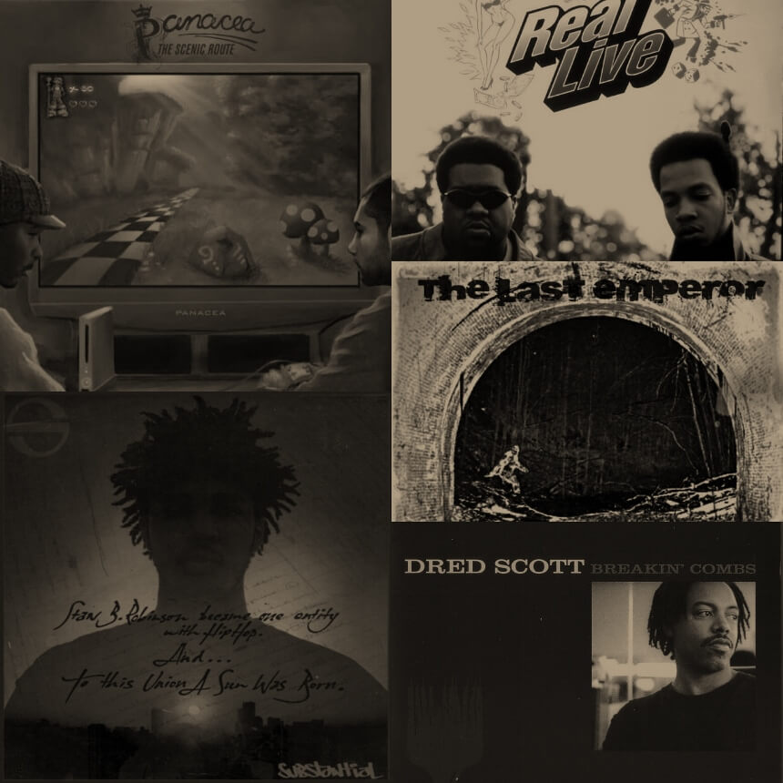 5 Great Hip Hop Albums You Have Never Heard