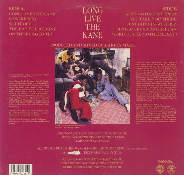 LP_LongLiveTheKane_back_cover