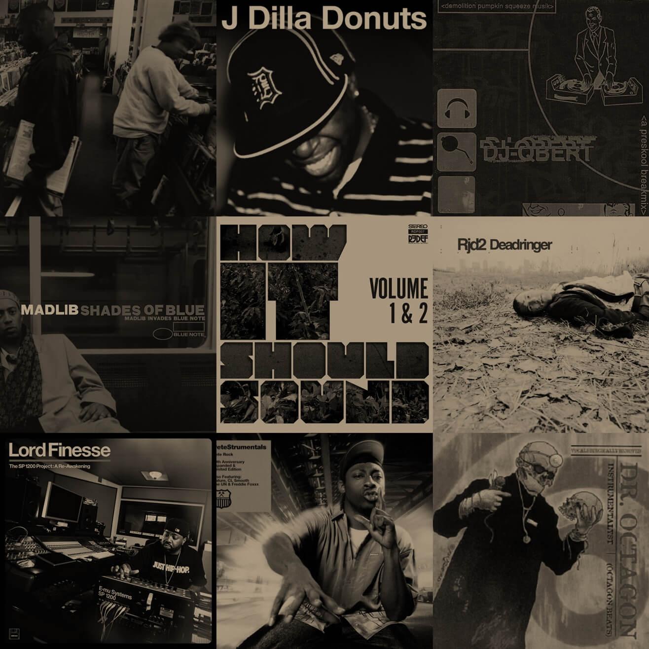 15 Great Instrumental Hip Hop Albums - Hip Hop Golden Age