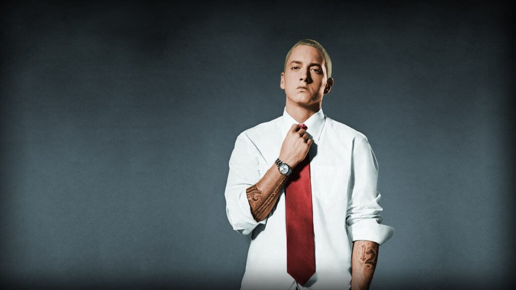 Ranking Eminem's Albums
