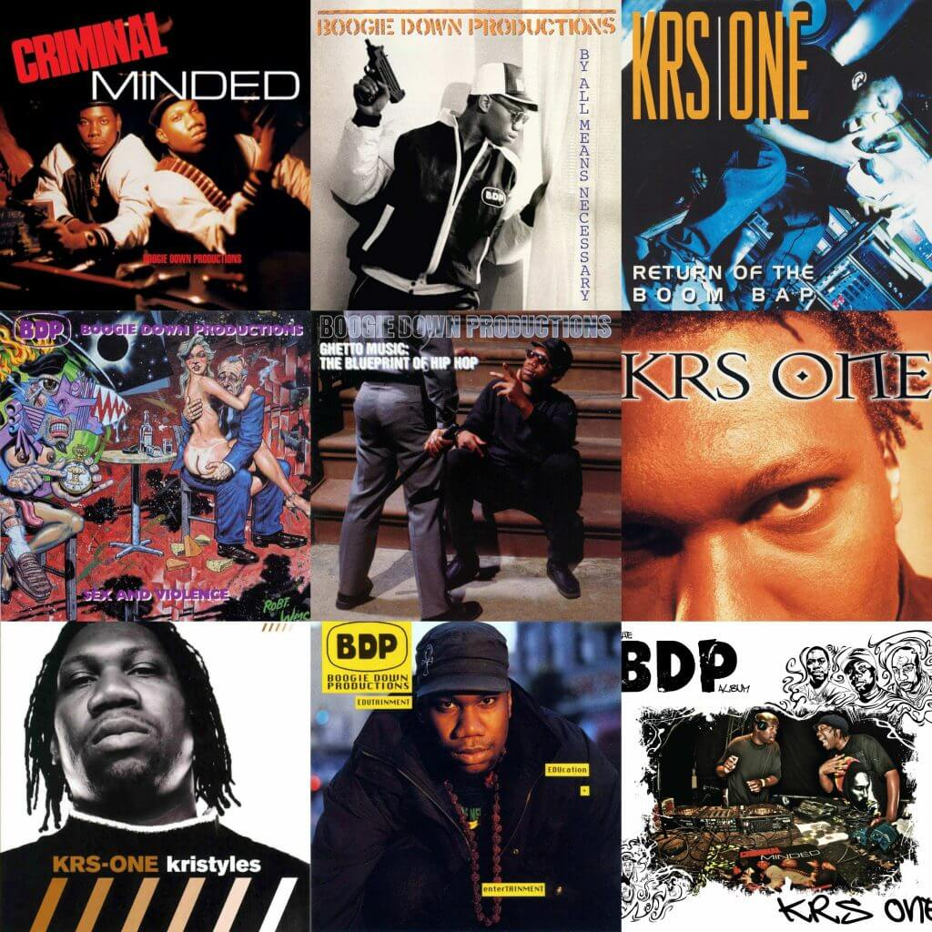 krs one best albums