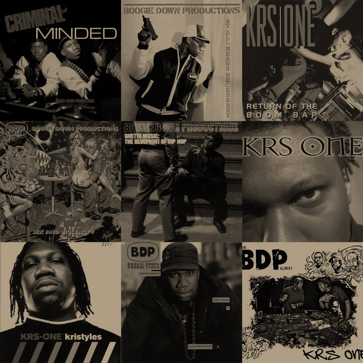 Ranking krs ones albums hip hop golden age hip hop golden age malvernweather Gallery