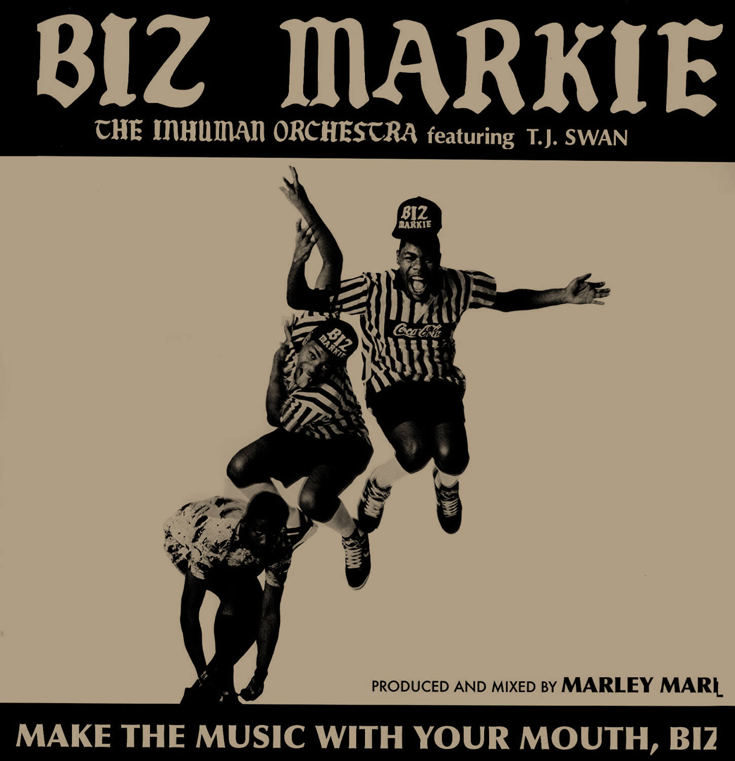 Marley Marl 'Classic Recipes' - Recreating Biz Markie's 'Make The Music With Your Mouth, Biz'