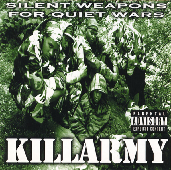 Killarmy_-_Silent_Weapons_For_Quiet_Wars_(1997)-Front