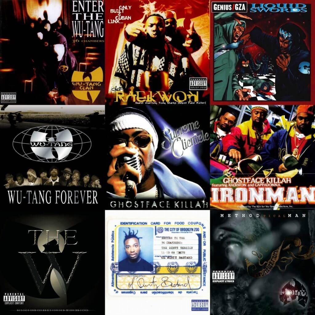 best wu tang clan albums