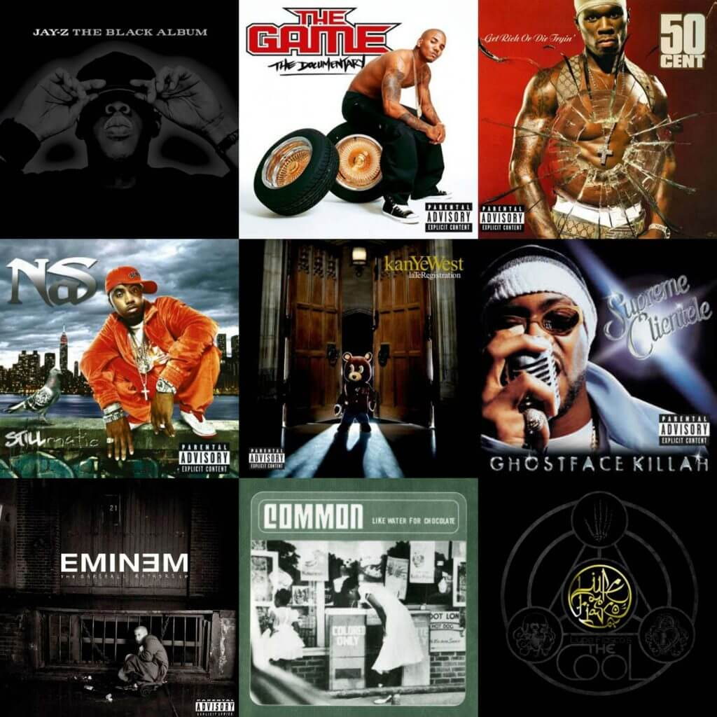 30 Of The Greatest Hip Hop Albums Of The 2000s - Hip Hop