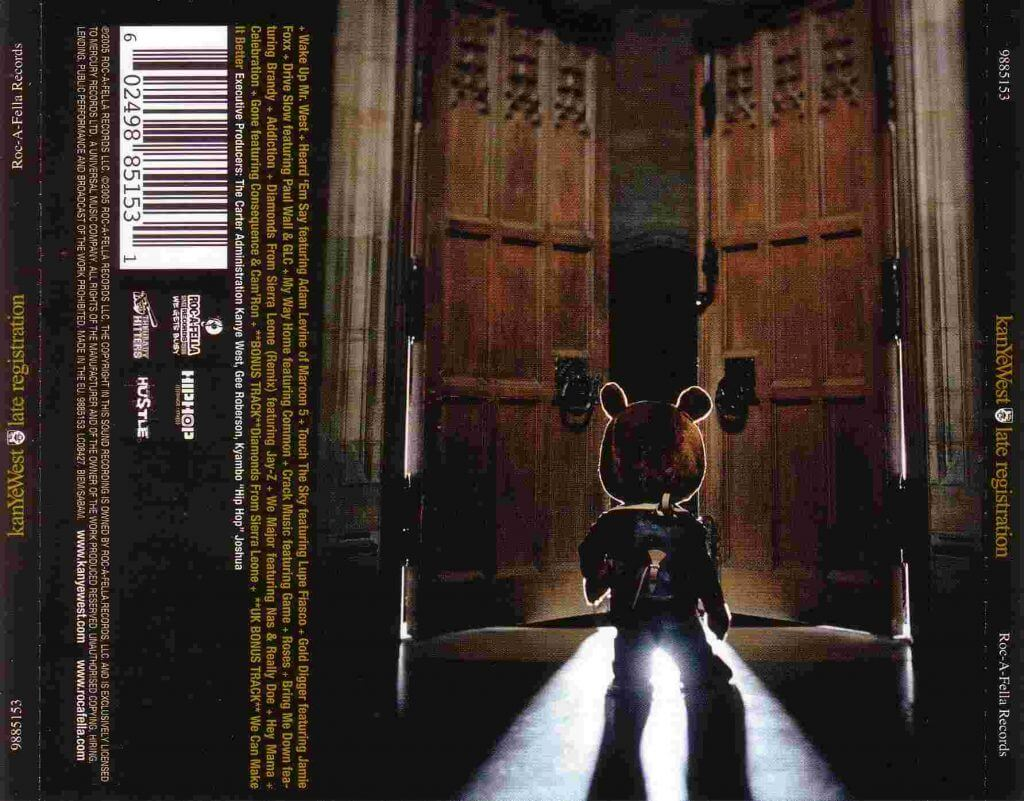 Kanye West - Late Registration -ak-