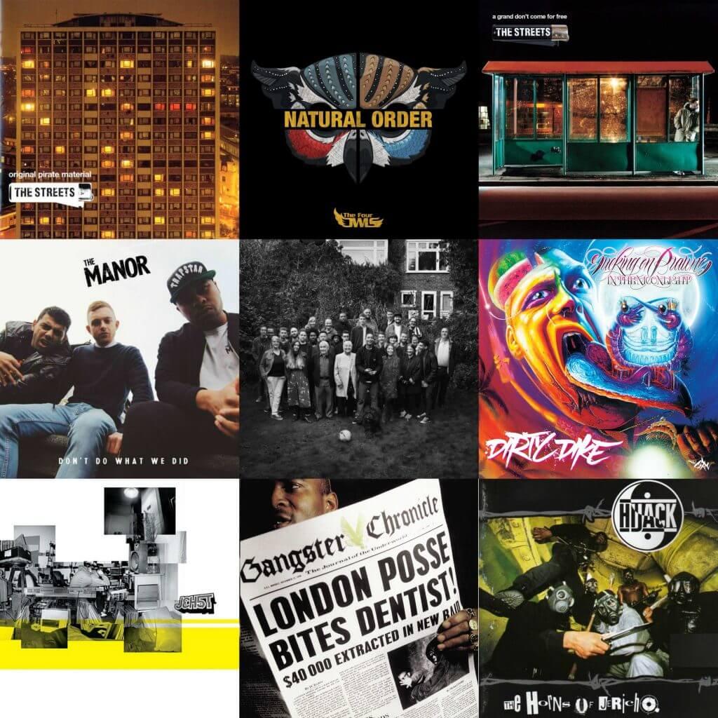 best uk hip hop albums
