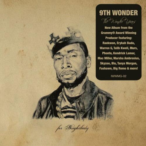 9th-Wonder-The-Wonder-Years-Artwork