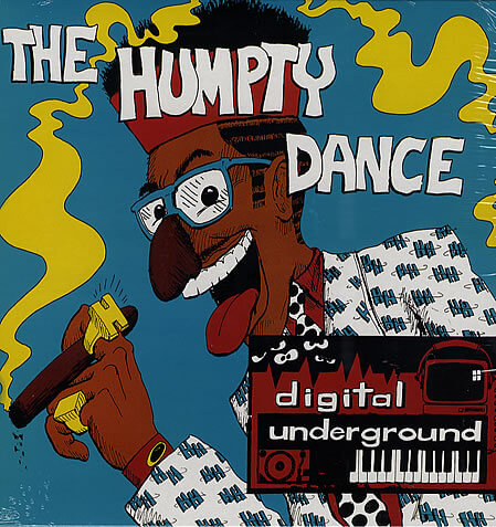 "Digital Underground ""The Humpty Dance"" (1990)"